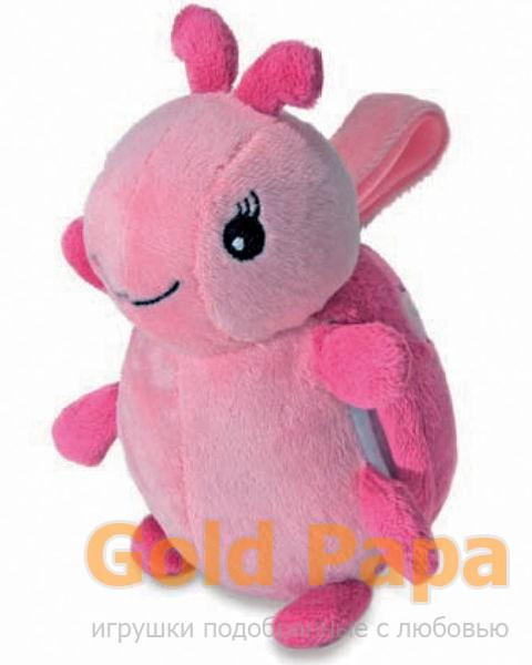 Розовая божья коровка со звуком Cloud b-колыбельная мелодия