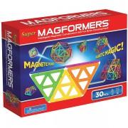 Магнитный конструктор MAGFORMERS Super 30
