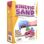 Цветной кинетический песок 3 кг