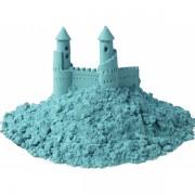Цветной кинетический песок (синий) 1 кг